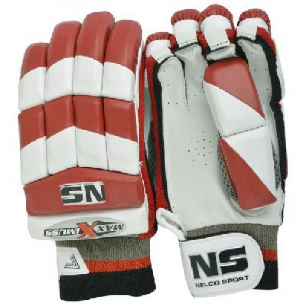 Nelco Maxximuss Cricket Batting Gloves