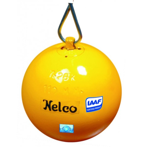 Nelco Throwing Hammer Steel 7.26 Kg 110 mm