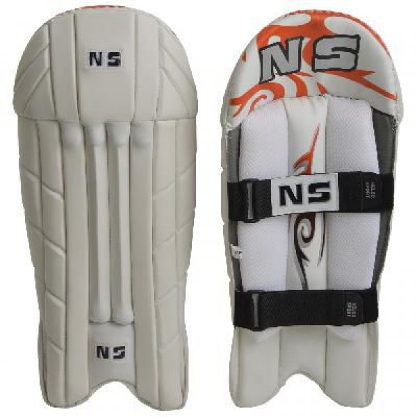 Nelco Carbon Cricket Wicket Keeping Leg Guards