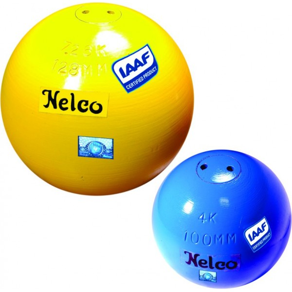 Nelco Shot Put Turned Iron 7.26 Kg 128 mm