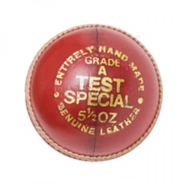 Hound Test Cricket Leather Ball