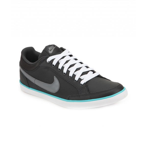 Nike Capri III Low LTHR Sneakers (Dark grey)