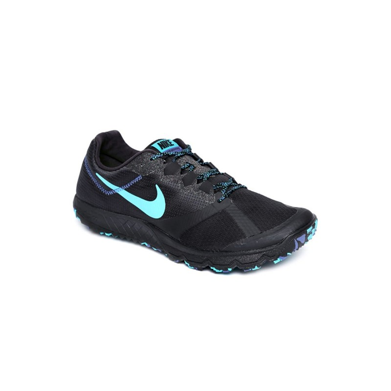 promo code bd865 c4333 Buy Nike Air zoom wildhorse 2 Running Shoes (Black)  Discounted Price on  SportsGEO