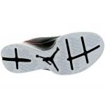Nike Jordan BCT Mid 3 Basketball Shoes (Black)