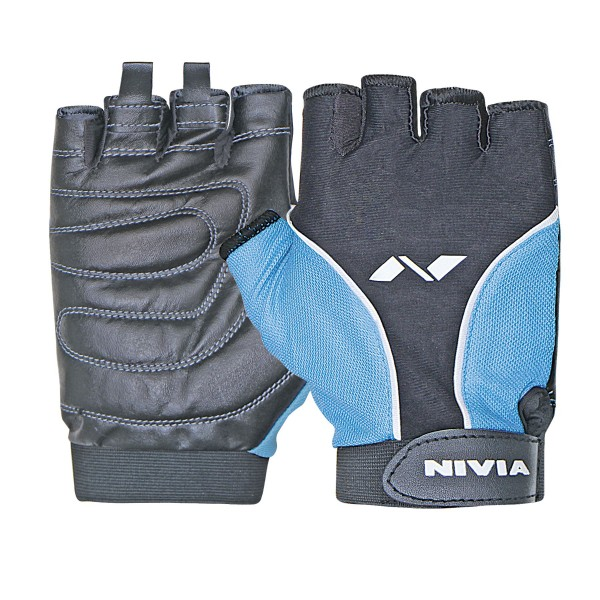 Nivia Dragon Gym Gloves Medium