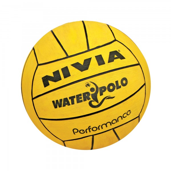 Nivia Waterpolo Ball Grained Size 4