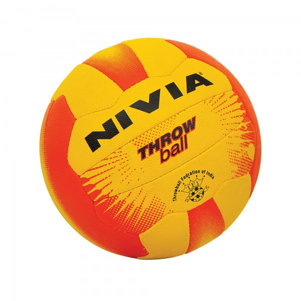 Nivia Throw Ball Grained Size 5