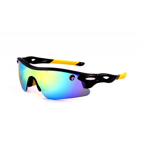Omtex Flash Yellow Sunglasses