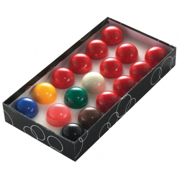 Power Glide Snooker Balls