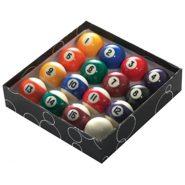 Power Glide Pool Balls