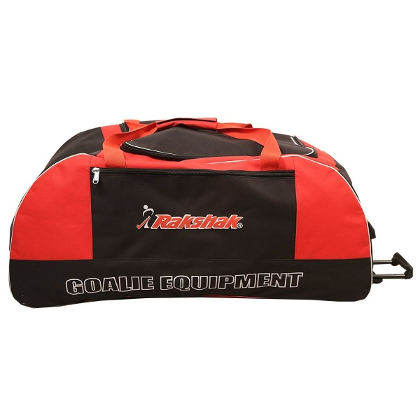 Rakshak GB12 Goalie Tetron Kit Bag With Wheels