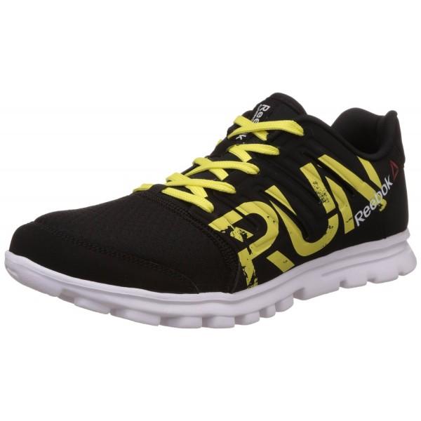 Reebok Ultra Speed Running Shoes (Black)