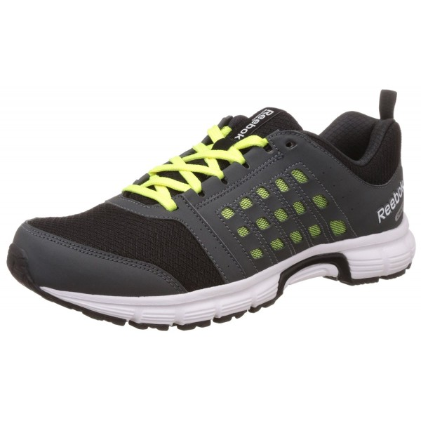 Reebok Crusie Ride Running Shoes (Black)