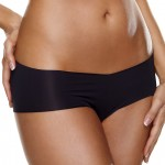 Hollywood Curve Women Invisible Sports Short Black