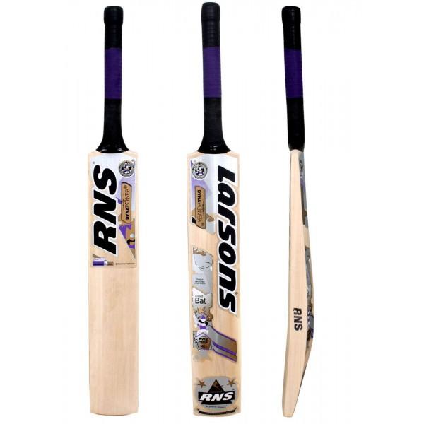RNS Larsons Dyna Power Kashmir Willow Cricket Bat (SH)