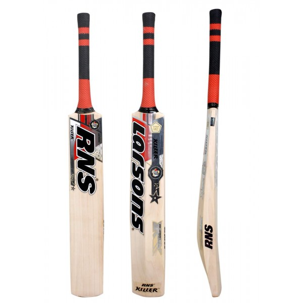 RNS Larsons Killer English Willow Cricket Bat (SH)