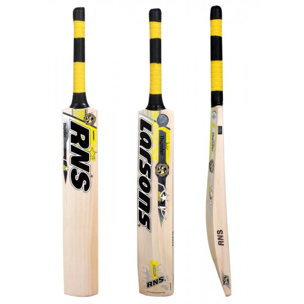 RNS Larsons Thunder English Willow Cricket Bat (SH)