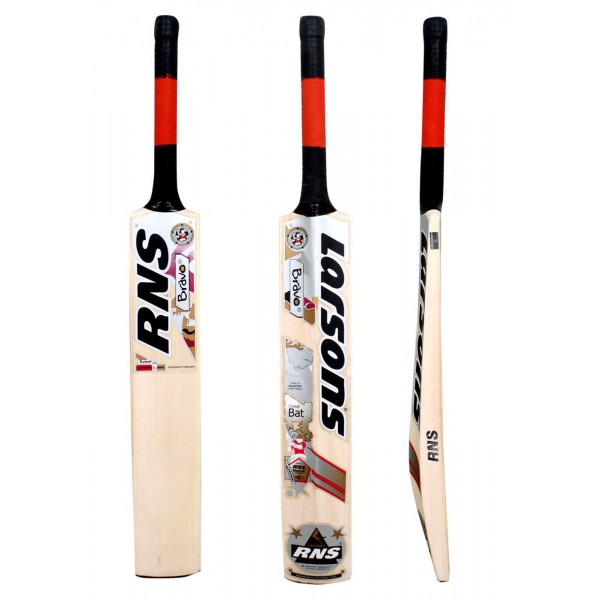 RNS Larsons Bravo Kashmir Willow Cricket Bat (SH)
