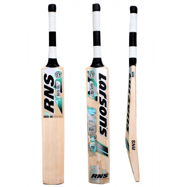RNS Larsons Brute Kashmir Willow Cricket Bat (SH)