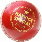 RS Robinson Hatrick Special Cricket Ball (Red)
