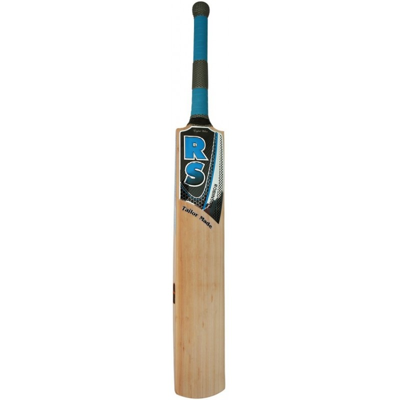 2f0fa0387 RS Robinson Tailor Made English Willow Cricket Bat.
