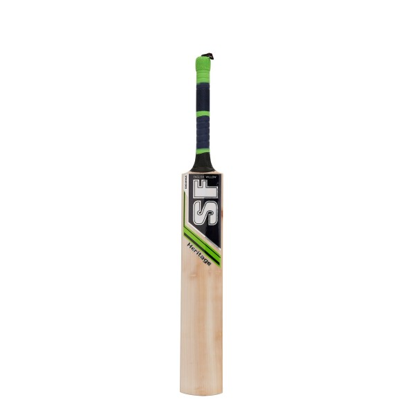 SF Heritage English Willow Cricket Bat