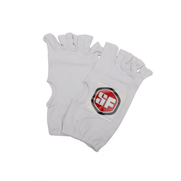 SF Cotton Fingerless Gloves