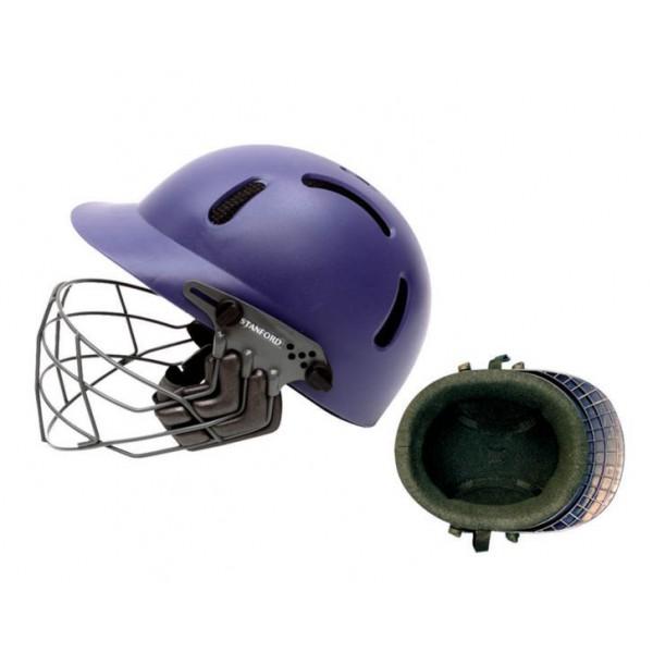 SF Platinum Cricket Helmet