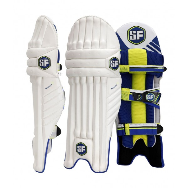 SF Nexzen Cricket Batting Legguards
