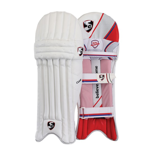 SG Club Cricket Batting Leg Guards