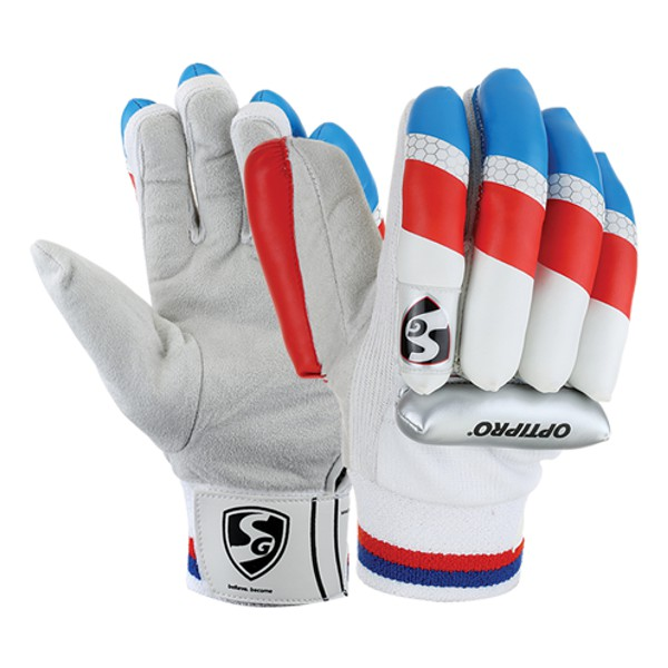 SG Optipro Cricket Batting Gloves