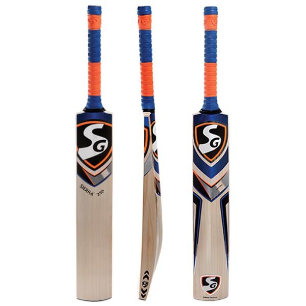 SG Sierra 250 English Willow Cricket Bat