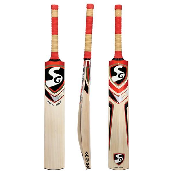 SG Sunny Gold English Willow Cricket Bat (SH)