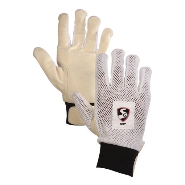SG Test Cricket Wicket Keeping Inner Gloves