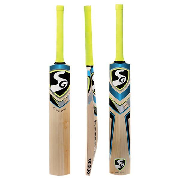 SG VS 319 Plus Kashmir Willow Cricket Bat