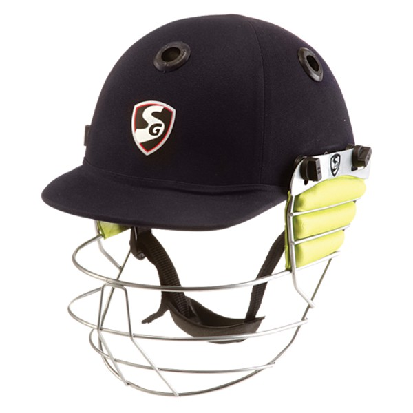 SG Polyfab Cricket Helmet