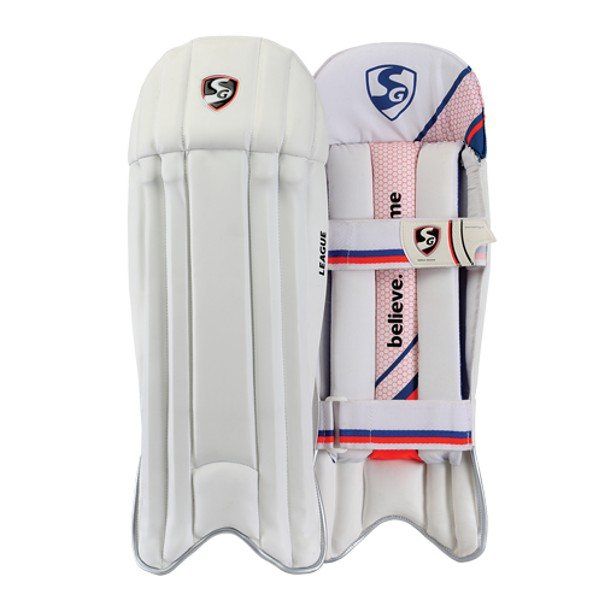 SG League Cricket Wicket Keeping Leg Guards