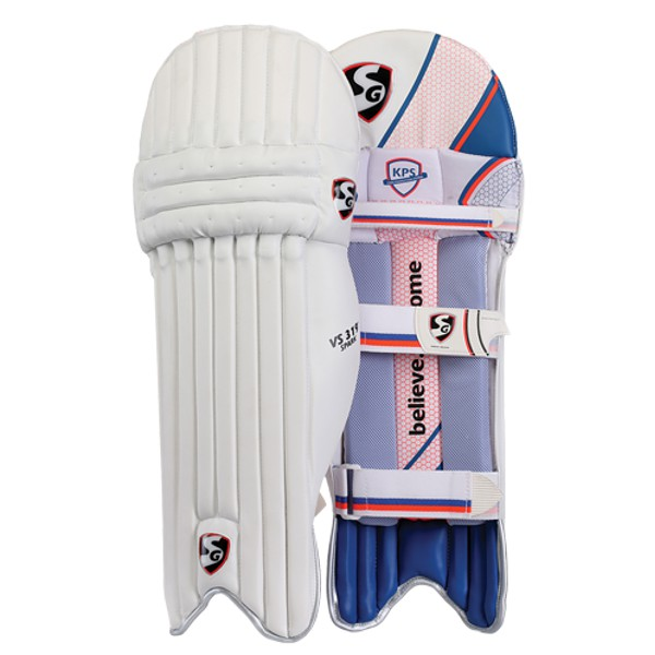 SG VS 319 Spark Cricket Batting Leg Guards