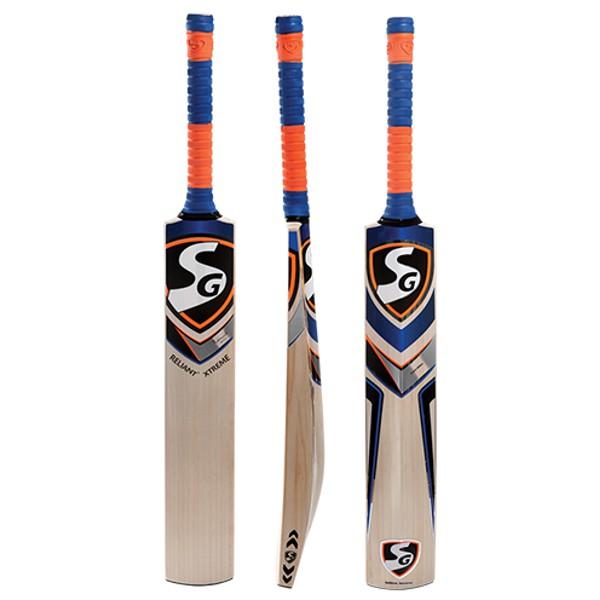 SG Reliant Xtreme English Willow Cricket Bat