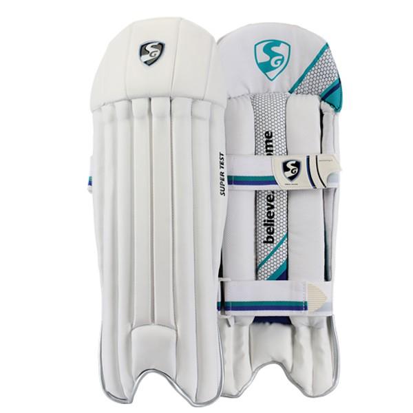 SG Super Test Cricket Wicket Keeping Leg Guards