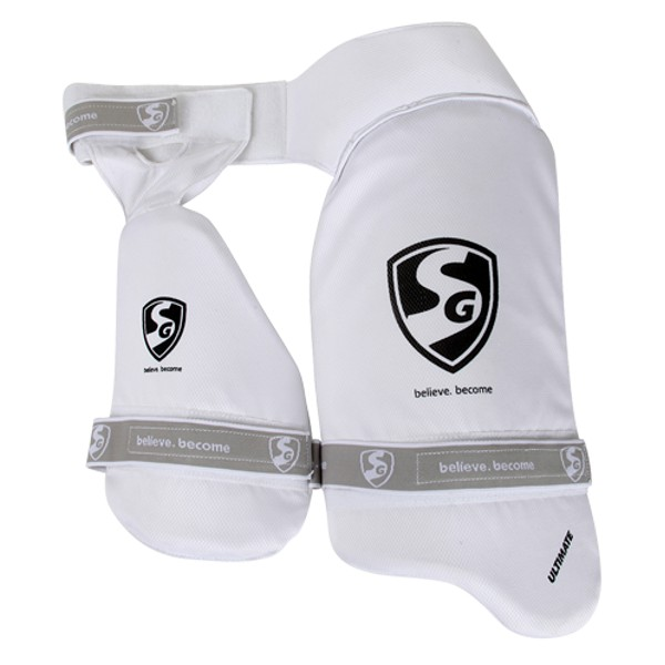 SG Ultimate Combo Cricket Thigh Guard