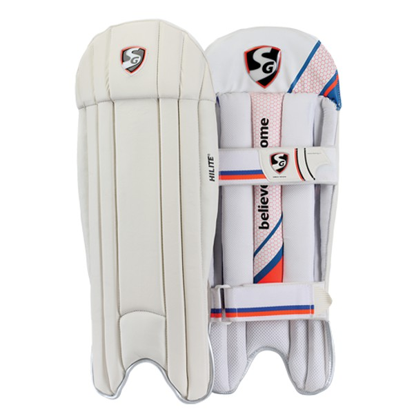 SG Hilite Cricket Wicket Keeping Leg Guards