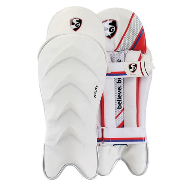 SG Nylite Cricket Wicket Keeping Leg Guards