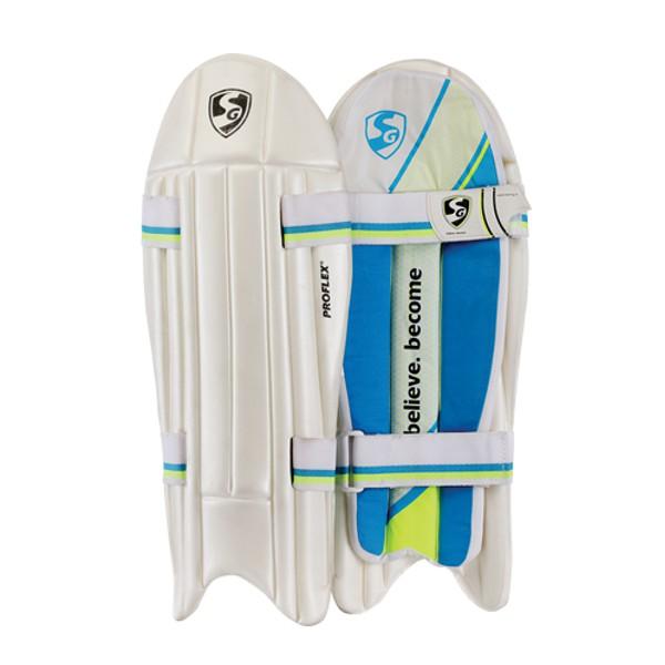 SG Proflex Cricket Wicket Keeping Leg Guards