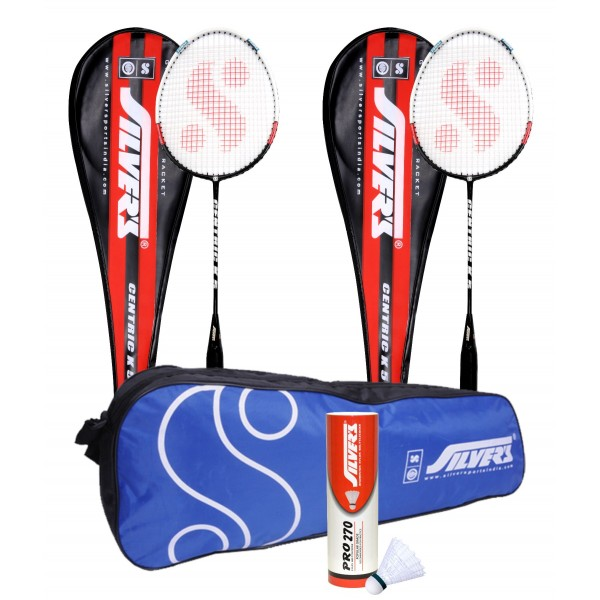 Silvers Centric Badminton Combo 2