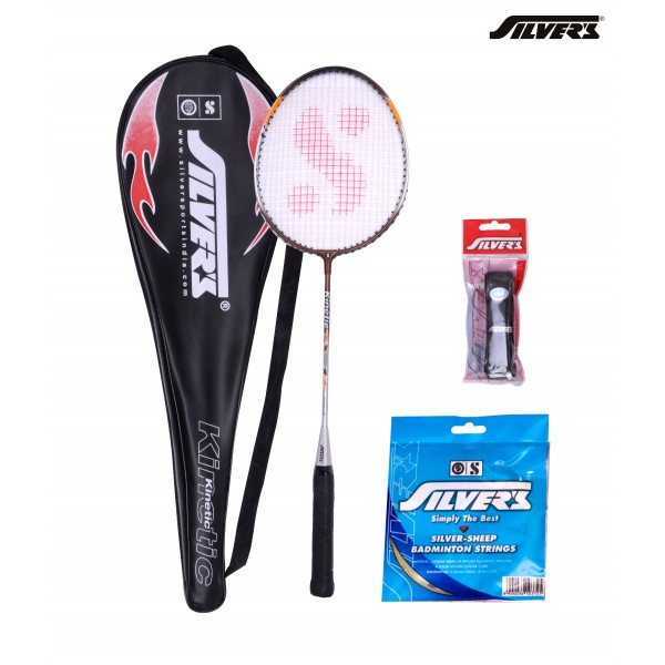Silvers Kinetic Badminton Combo 1