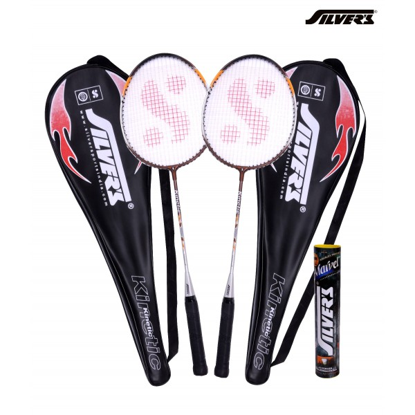 Silvers Kinetic Badminton Combo 3