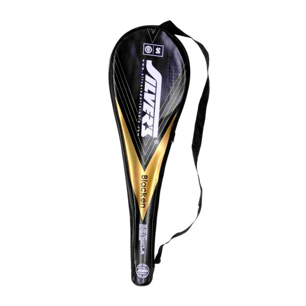Silvers Blacken Badminton Racket