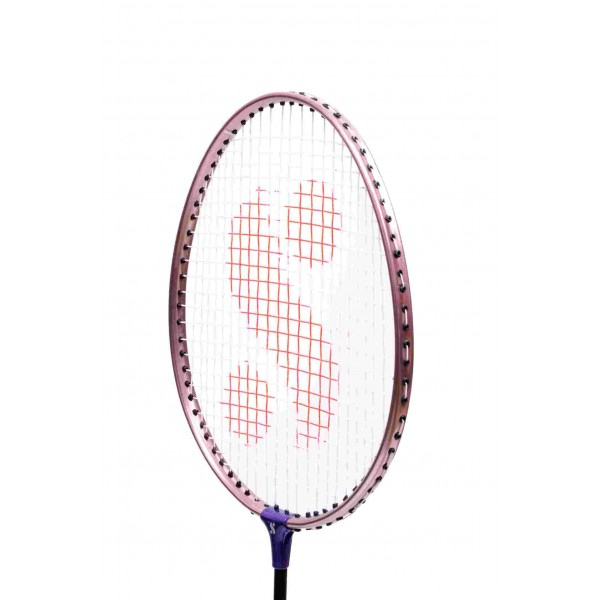 Silvers Succeed Badminton Racket