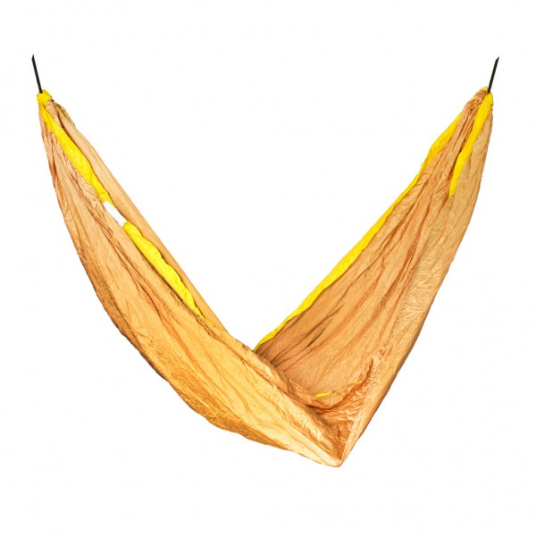 Slackjack Camping Hammock (Yellow Gold)